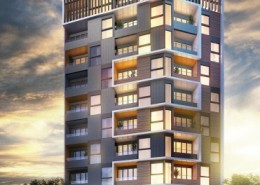 Grand 8 - 54 Residential Apartments