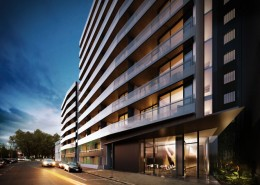 Bravo Apartments Location – Carlton