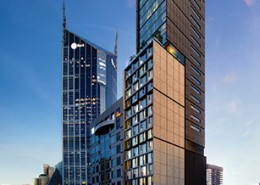 The Carlson – Melbourne CBD Residential Apartments Builder