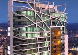 Platinum Apartments - Residential Apartments